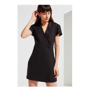 Urban Outfitters Double Buttoned Dress